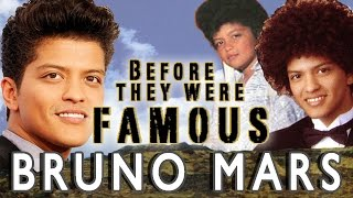 BRUNO MARS | Before They Were Famous | BIOGRAPHY
