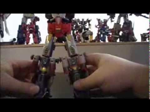 DMY Studios D-02 Arial Team Add-On Upgrade Kit for Superion - Review
