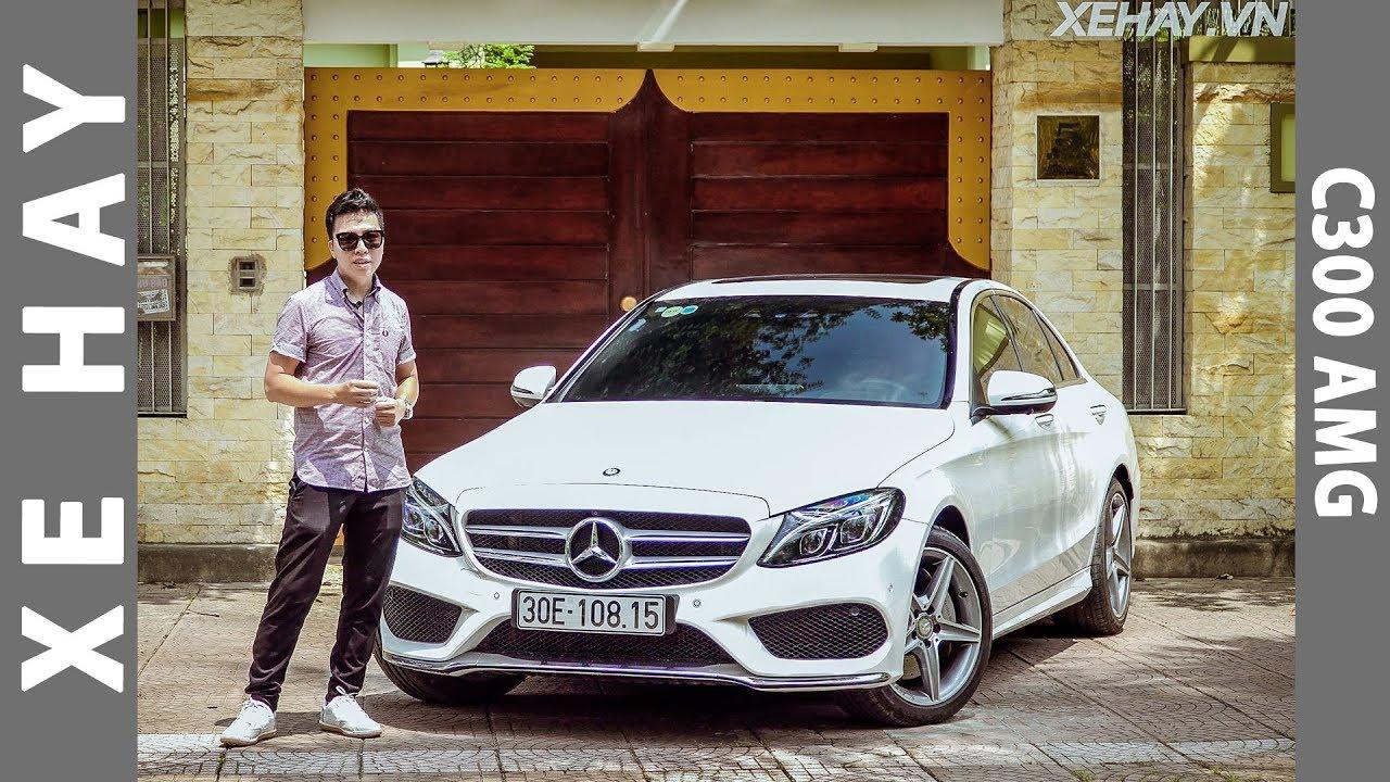 Đánh giá chi tiết xe Mercedes C300 AMG |XEHAY.VN|