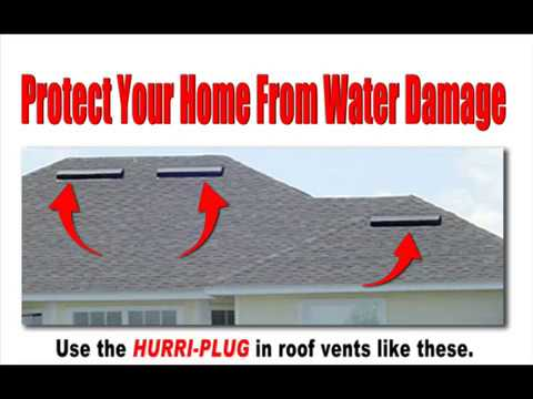 Protection for off ridge roof vents youtube for Off ridge vents