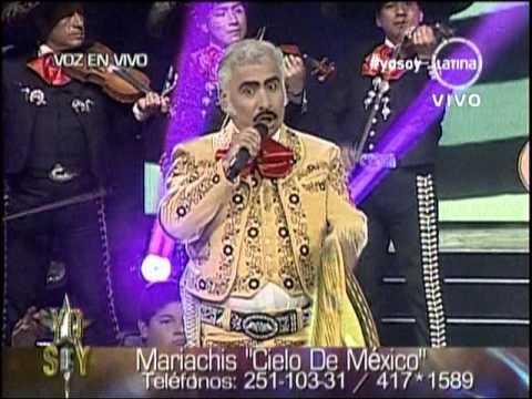 """Yo Soy VICENTE FERNANDEZ Peruano """"ESTOS CELOS"""" COMPLETO 1-05-2013 Peru - Yo Soy 1 Mayo. Yo Soy"""