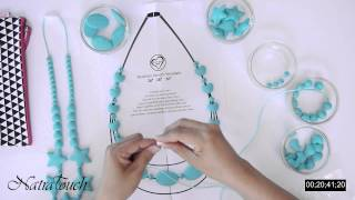 DIY Silicone Teething Accessory