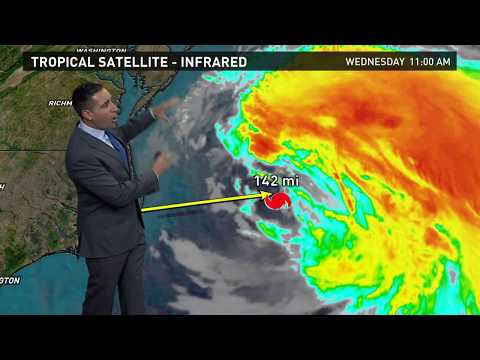 Hurricane Maria Outlook: September 27, 2017