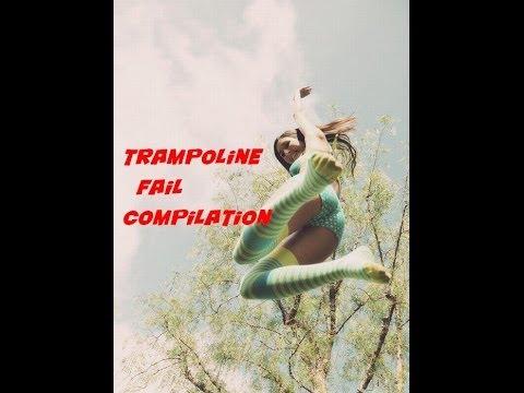 衝撃   面白   トランポリンはコンパイルに失敗します!  これまでで最高の!   2015年は笑わないでください!   2015年