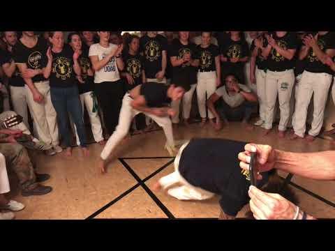 Inst Alex E CM Eletrodo. Capoeira De Besouro 4. CDO Hamburg
