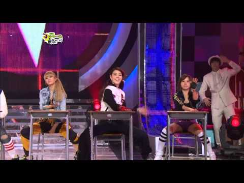【TVPP】After School - Lip Gloss + Wall To Wall, 애프터스쿨 - 립글로스 + 월 투 월 @ Star Dance Battle