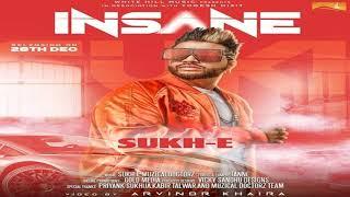 Insane (Full audio Song) Sukhe  - desi mp3 - Latest Punjabi Song 2018/FULL AUDIO SONG