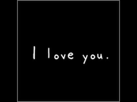 Картинки с надписью я люблю тебя на черном фоне, картинки