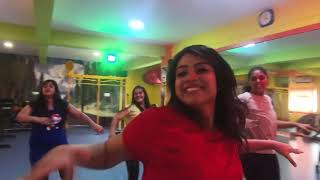 Evolve Women's Fitness Center @ Saravanampatti Coimbatore - Zumba
