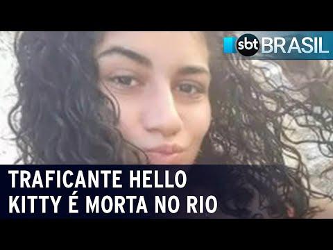 Criminosa mais procurada do Rio de Janeiro morre em confronto com a polícia | SBT Brasil (16/07/21)