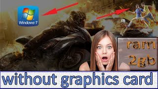 best sports games for pc || without graphics card pc games || game sport pc ram 2gb
