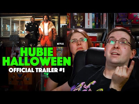 REACTION! Hubie Halloween Trailer #1 – Adam Sandler Movie 2020