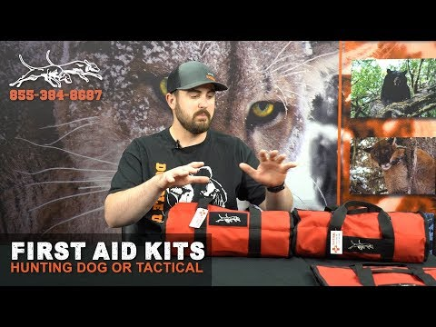 Double U First Aid Kits | Hunting Dog And Tactical