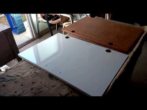 Старый шкаф по-новому  – как обновить старую мебель