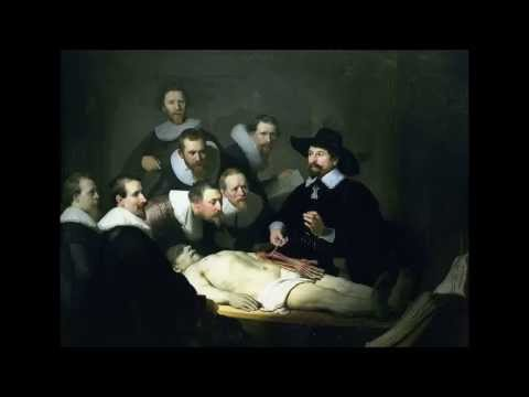 The Anatomy Lesson of Dr. Nicolaes Tulp (Rembrandt)