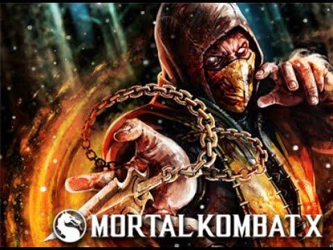 Mortal Kombat X: Modo Historia Tráiler