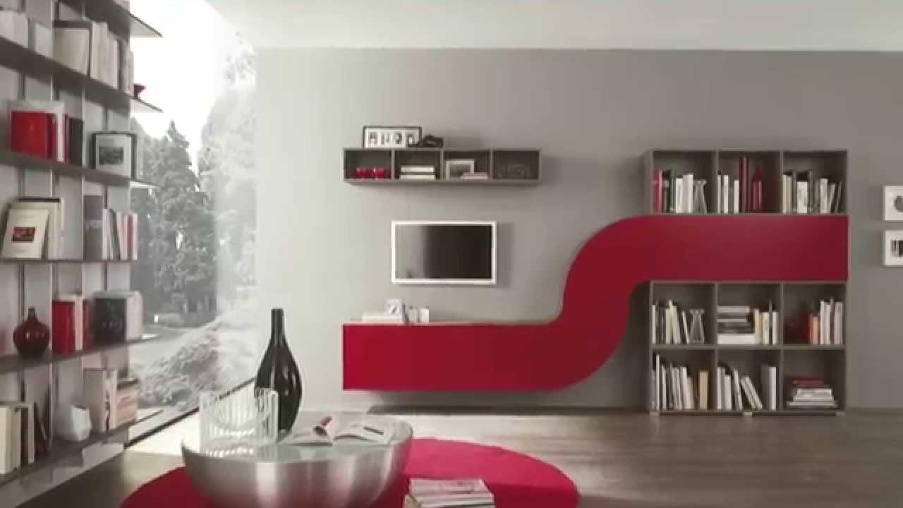 Arredamento soggiorno in stile moderno Velvet Millennium ...