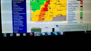 Tornado Warning (EAS #231)