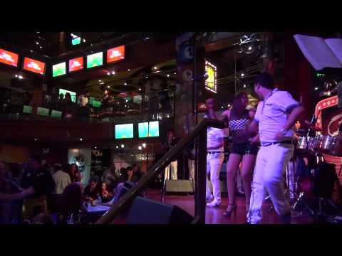 ORQUESTA INTERNACIONAL IBERIA -YA ME CANSE- CASINO FIESTA DE MIRAFLORES- 13 FEB 2015