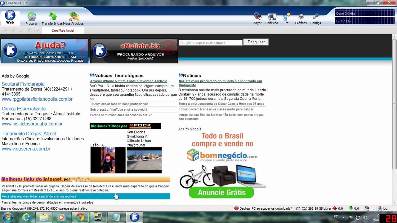 DREAMULE BAIXAR PARA SERVIDORES 3.2
