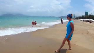 видео Пляжи Вьетнама