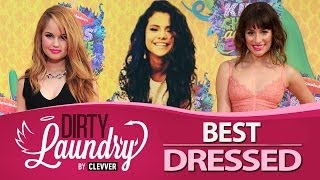 Best Dressed Kids Choice Awards 2014 - Selena Gomez, Ariana Grande (Dirty Laundry)