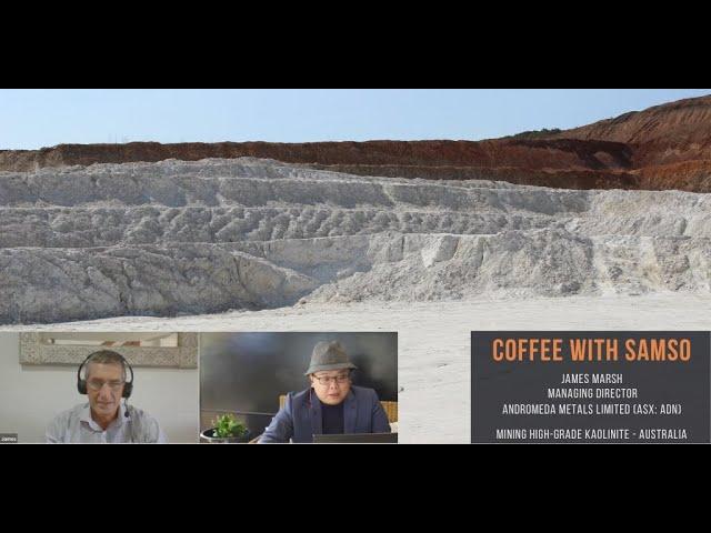 Mining High-Grade Kaolinite - Australia