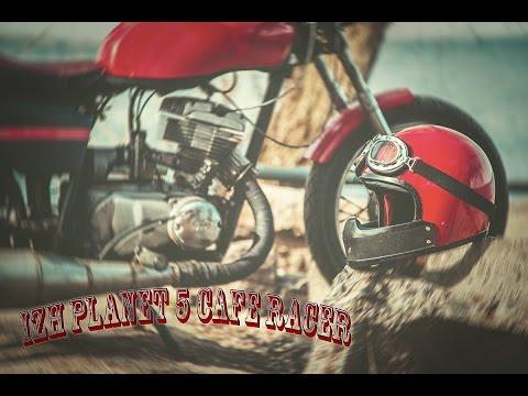 Планета 5 Cafe racer