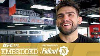 UFC 236: Embedded - Episódio 2