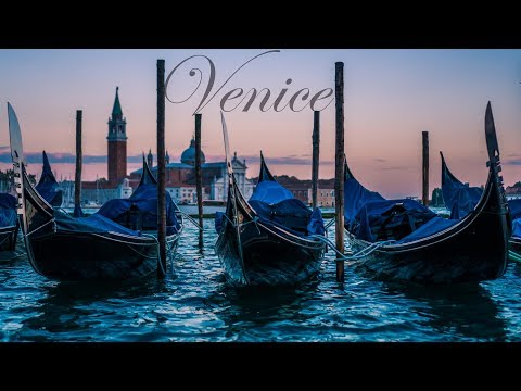 A Journey Through Venice | Cinematic Short Film | Sony a6300