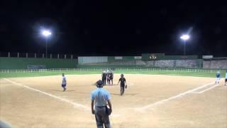 MG vs. Cruisers - Umpire Incident 10-5-13