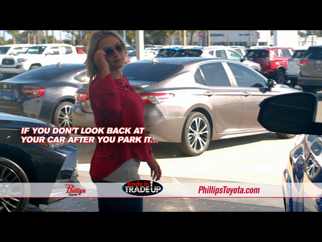 Phillips Toyota | Look Back At It