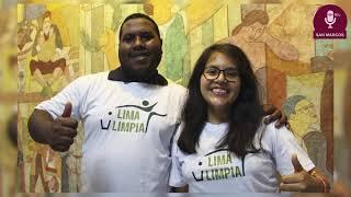 Tema:Sanmarquinos fomentan cultura de gestión de residuos sólidos en campaña Lima Limpia.