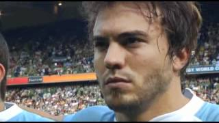 Rugby Union 2007, Ireland vs Argentina at Paris part 1.