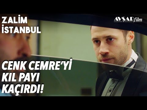 Cemre Kaçırıldı!👀 Cenk Kıl Payı Kaçırdı! - Zalim İstanbul 30. Bölüm