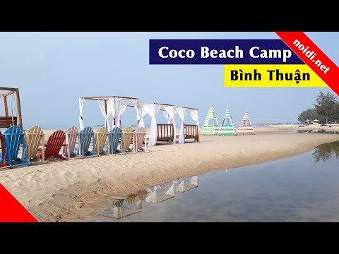 Du lịch Coco Beach Camp có gì thu hút khách du lịch đến vậy