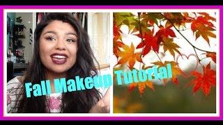 Fall Makeup Tutorial | Evening Look Thumbnail