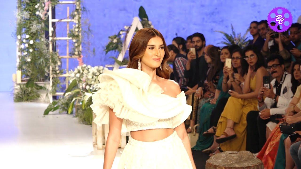 UNCUT - Bombay Times Fashion Week 2020 | Tara Sutaria | Latest news on bollywood entertainment
