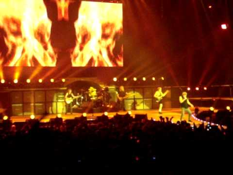 ac dc highway to hell live ahoy rotterdam 13 03 2009 youtube. Black Bedroom Furniture Sets. Home Design Ideas