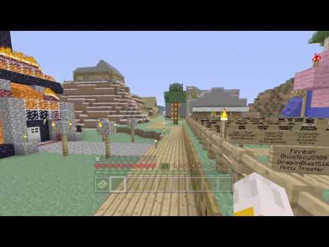 Minecraft Xbox - Adventure (Uploaded April 1st, 2017)