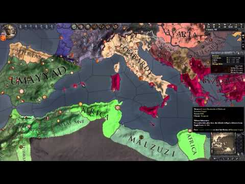 Crusader Kings 2: Conclave Byzantine Empire