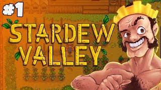 Slackdew Valley #1 - Full Stream