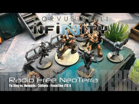 Radio Free NeoTerra - Ep 80 - Yu Jing vs. Nomads 'Frontline' ITS 9
