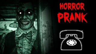 Eddie Gluskin Calls Couples Late at Night - Outlast Prank Call