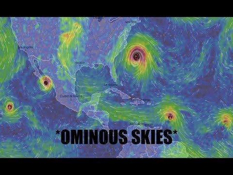 *OMINUS SKIES* - JOSE/East Coast Track - NEW Major Hurricanes possible!