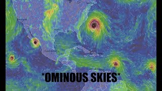 *OMINOUS SKIES* - JOSE/East Coast Track - NEW Major Hurricanes possible!