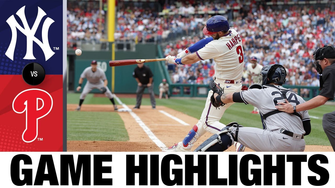 Download Yankees vs. Phillies Game Highlights (6/12/21) | MLB Highlights