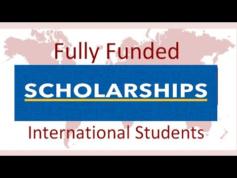 Fully Funded (100%) Scholarships for International Students to Study in U.S.A, Canada, and Europe