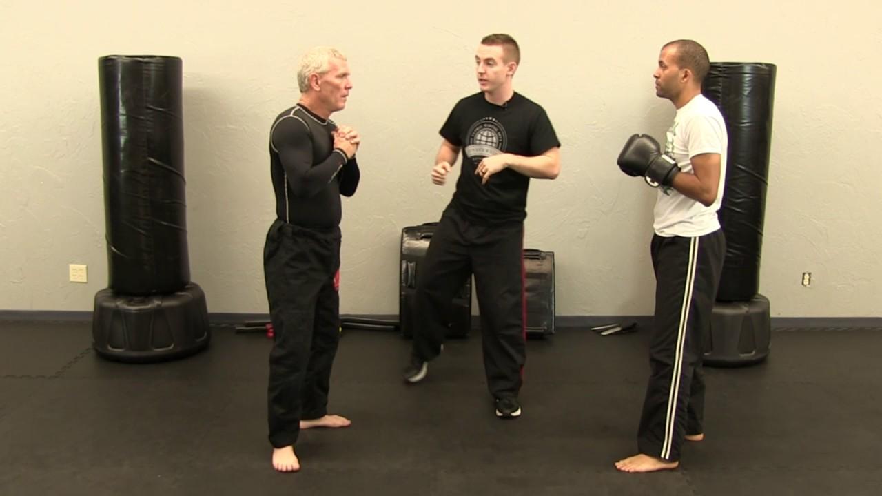 Beginner Krav Maga Level 1 Yellow Belt Class Review Mini Test