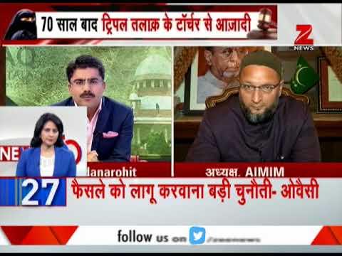 News 50: Muslim Personal Law needs improvement, says CJI